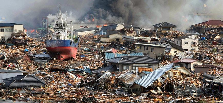 10 yılda 2 milyar insan doğal felaketlerden etkilendi