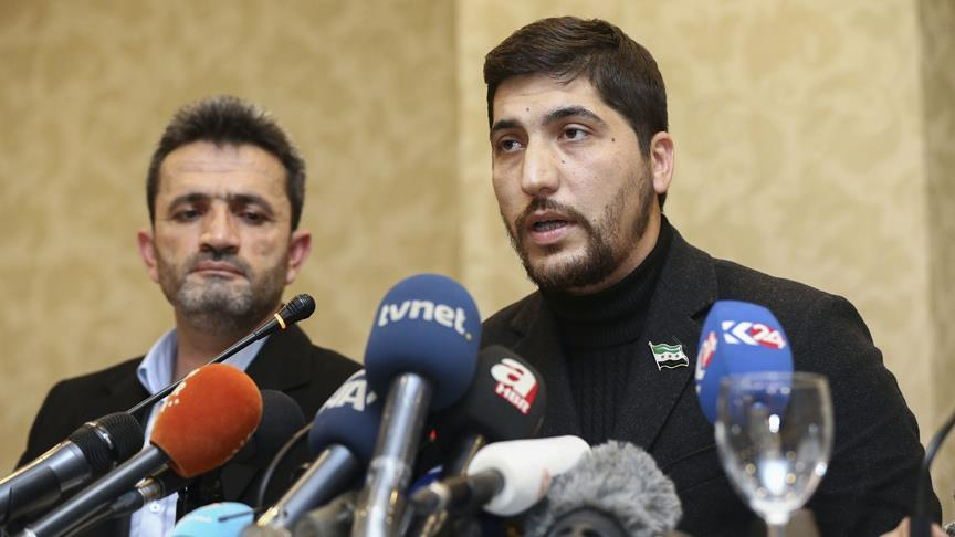 """""""Suriye'deki ateşkes sahadaki tüm askeri grupları kapsıyor"""""""