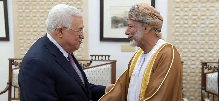 Umman'dan Filistin'e resmi ziyaret