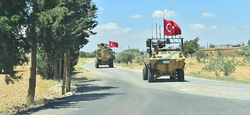 Türkiye ile ABD Münbiç'te ortak devriyelere başladı