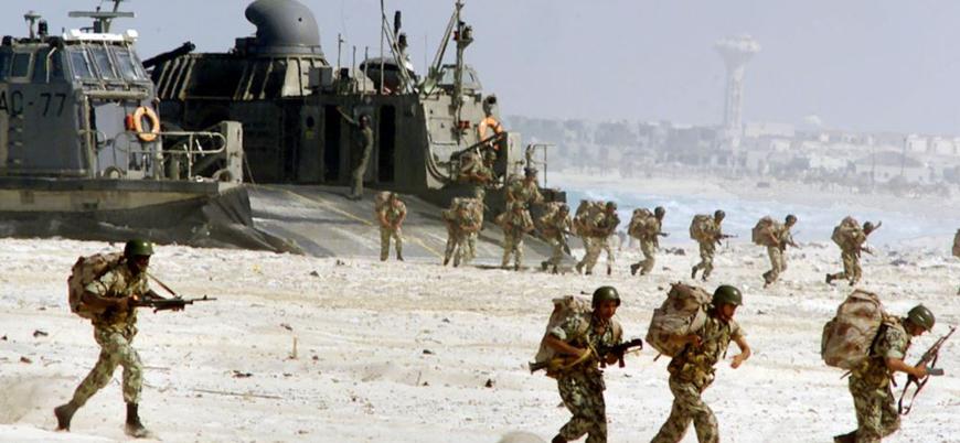 'Arap NATO'sundan Mısır'da ortak askeri tatbikat