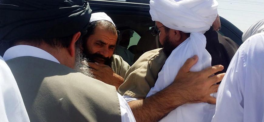Taliban Katar ofisine eski Guantanamo mahkumlarını atadı