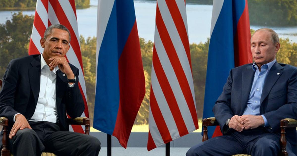 Obama'dan sert yaptırımlar: 35 Rus diplomat sınır dışı ediliyor