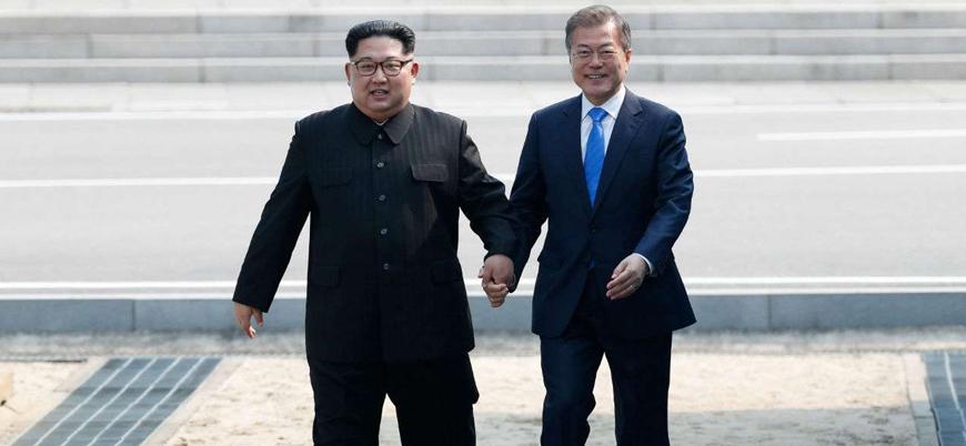 Güney Kore ile Kuzey Kore sınırında uçuş yasağı