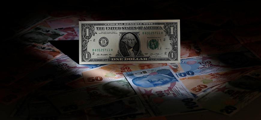 Dolar güne 5.50 seviyesinin altında başladı