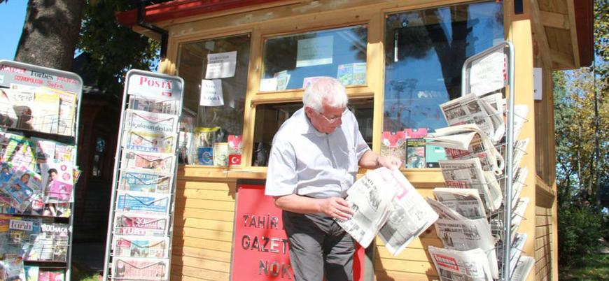 Gazete tirajları son 5 yılda yüzde 44 düştü
