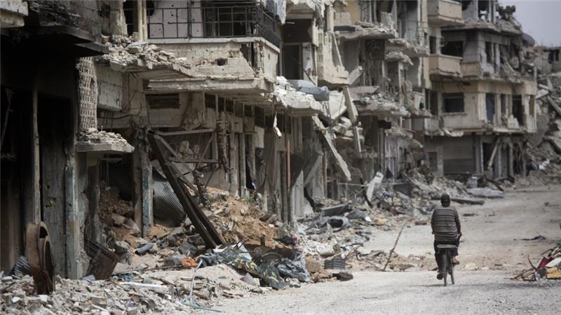 Suriye ateşkesi yürürlükte