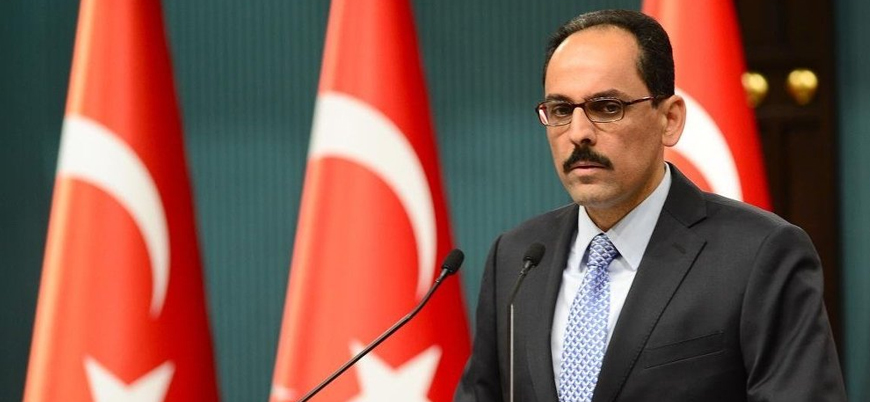 Cumhurbaşkanlığı Sözcüsü İbrahim Kalın'a yeni görev