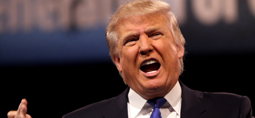 Trump'tan 'azil süreci' paylaşımı: Darbeyi durdurun