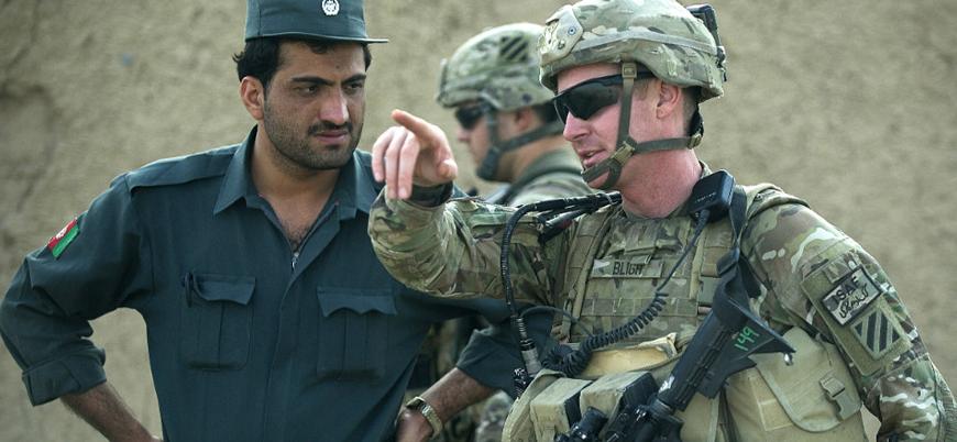 Afganistan'da içeriden saldırılar sürüyor: Kabil'de bir Amerikan askeri öldürüldü