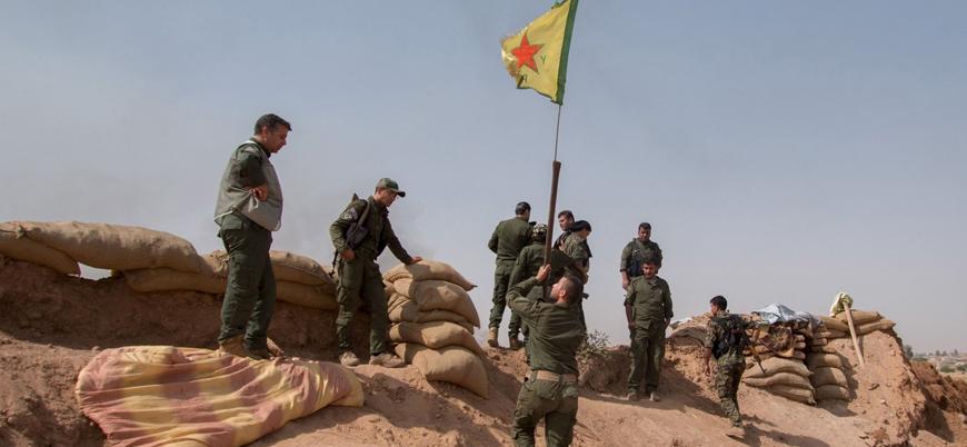 YPG ABD'nin Suriye'de asker bırakma kararından memnun
