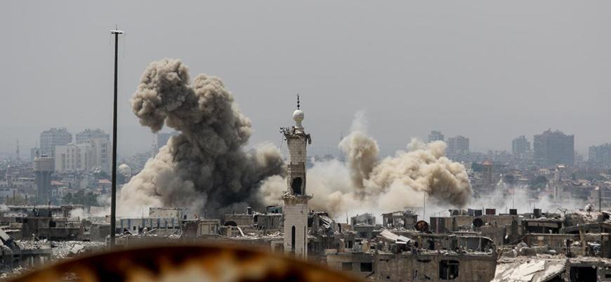 ABD koalisyonu Deyr ez Zor'da sivilleri vurdu: 15 ölü