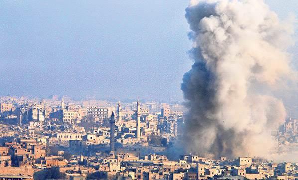 Suriye'de ateşkes ihlal ediliyor