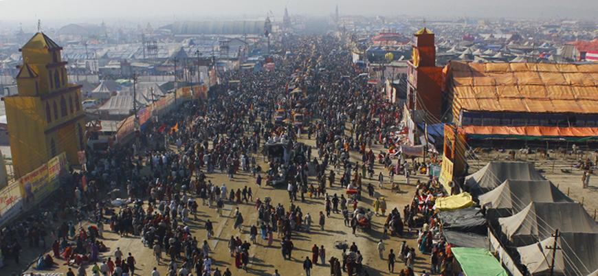 Hindistan'da Allahabad kentinin adı Prayagraj olarak değiştirildi