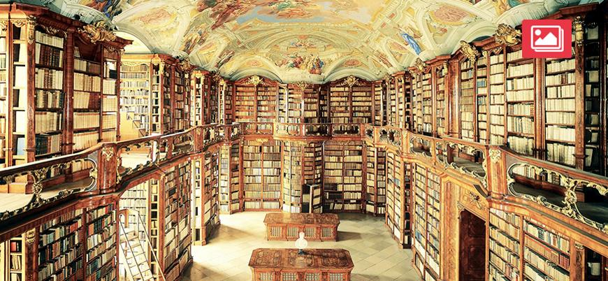 Galeri | İnsanları okumaya teşvik eden 18 kütüphane
