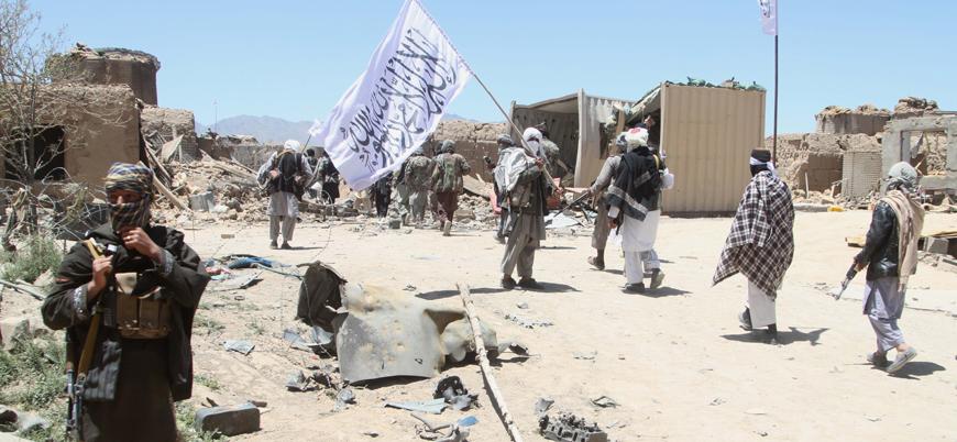 Taliban Gazni'de bir ilçeyi kontrol altına aldı