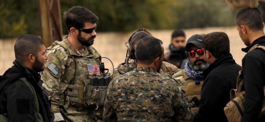 ABD ile YPG'den Suriye'de yeni devriye