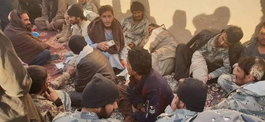 Taliban Ferah'taki saldırıda onlarca askeri öldürdü ve esir aldı