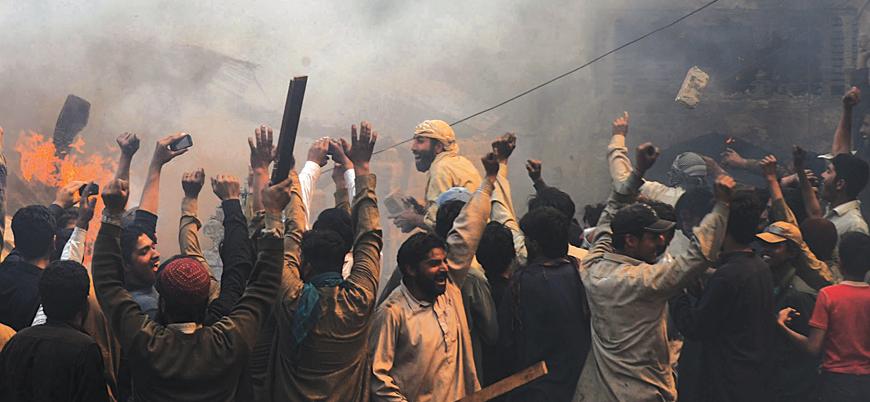 Radikal Hindu çeteler Müslümanlara saldırdı