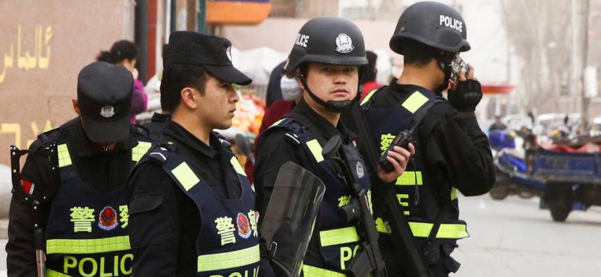 Çin Doğu Türkistan'daki harcamalarını 3 katına çıkardı
