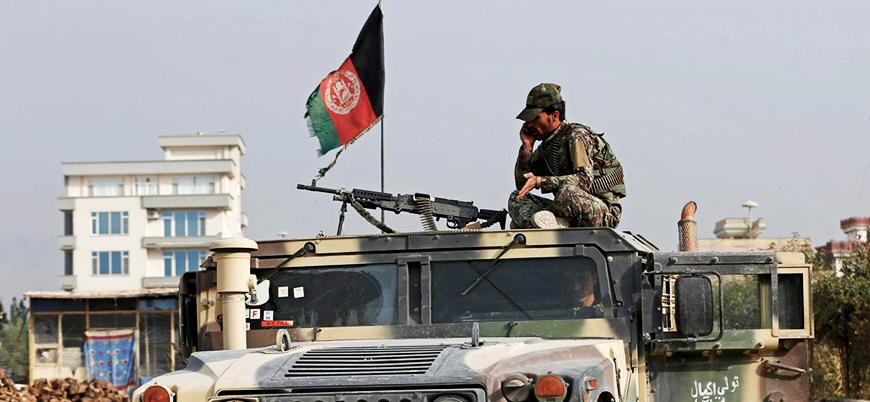 ABD Afganistan'da Kabil hükümeti güçlerini vurdu