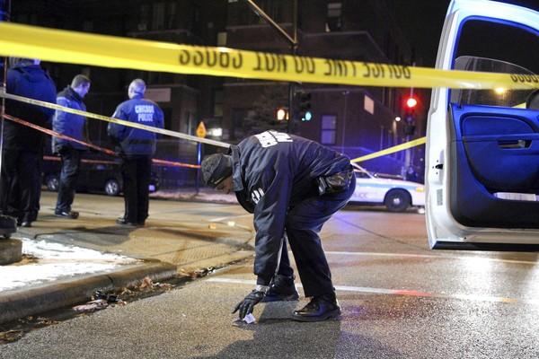 """ABD'nin """"suç başkenti""""nde 2016 yılında 762 ölüm"""