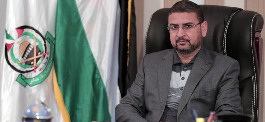 Hamas: ABD'nin İran yaptırımlarına karşı olmamız doğal