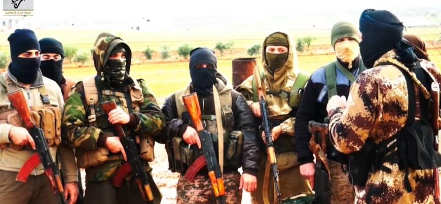 Suriye'de faaliyet gösteren Uygur grup 'özel kuvvet' oluşturuyor