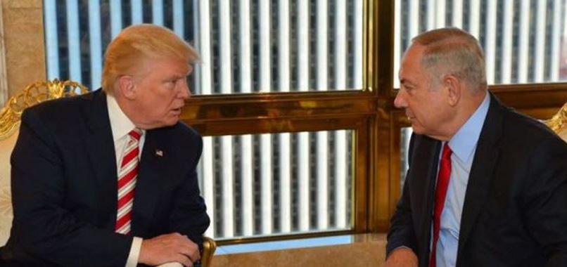 Trump, Netanyahu'yu yemin törenine davet etti