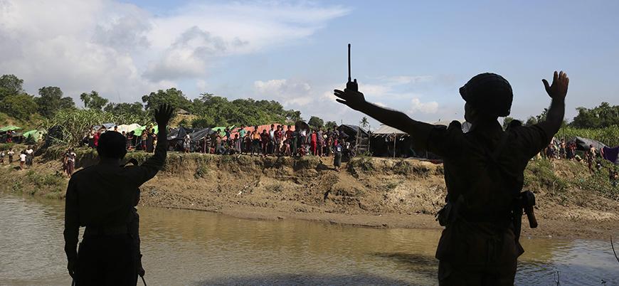 BM'den Bangladeş'e 'Arakanlıları geri göndermeme' çağrısı
