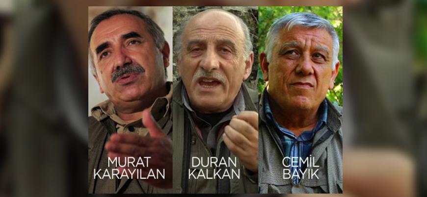 """""""ABD'nin PKK liderlerine ödül koyma kararı komplo"""""""