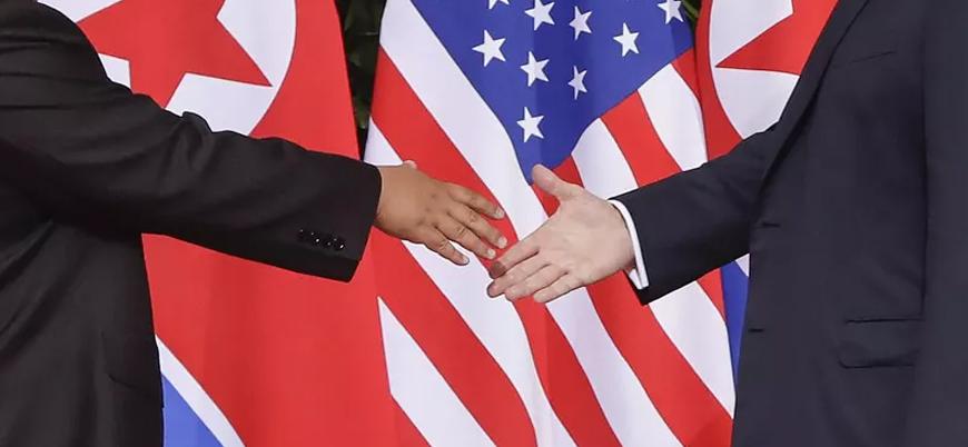 Kuzey Kore nükleer silah konulu ABD görüşmesini iptal etti