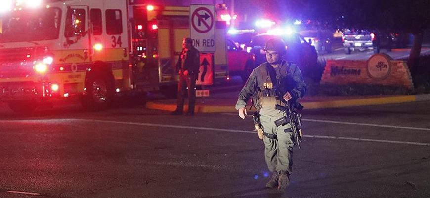 ABD'de bara silahlı saldırı: 12 ölü