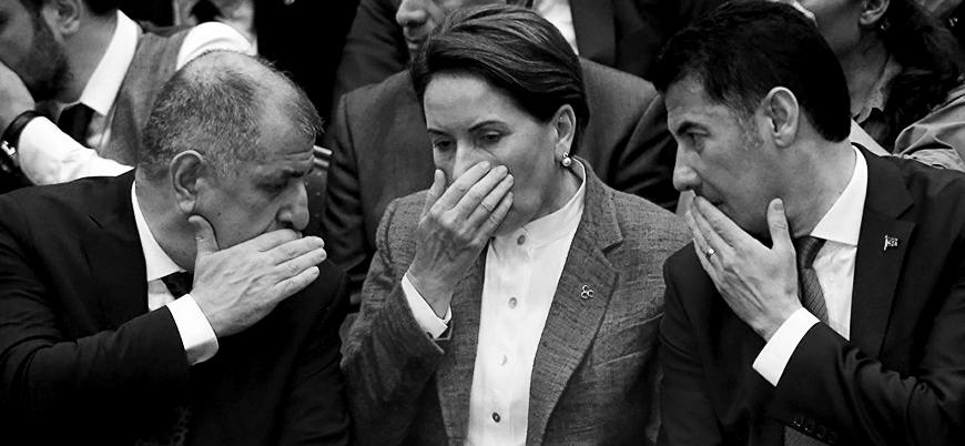 Meral Akşener: AK Parti ile HDP gizli görüşmeler yürütüyor