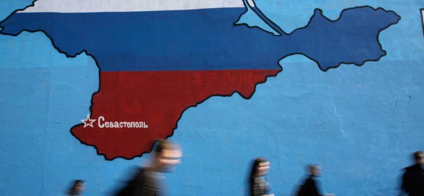 ABD'den Rusya'ya 'Kırım ilhakı' yaptırımı