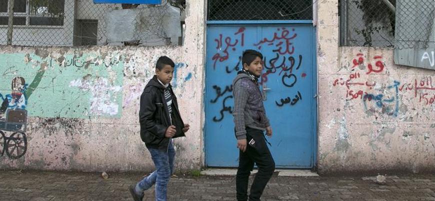BM İsrail'in evlerini yıktığı Filistinlilere kira yardımını kesti