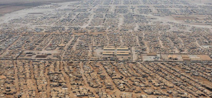Ürdün 'ölüm kampı Rukban'ı kapatma hazırlığında