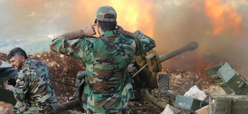Esed rejimi Soçi mutabakatını bozdu: Hama'da geniş çaplı ilerleme girişimi