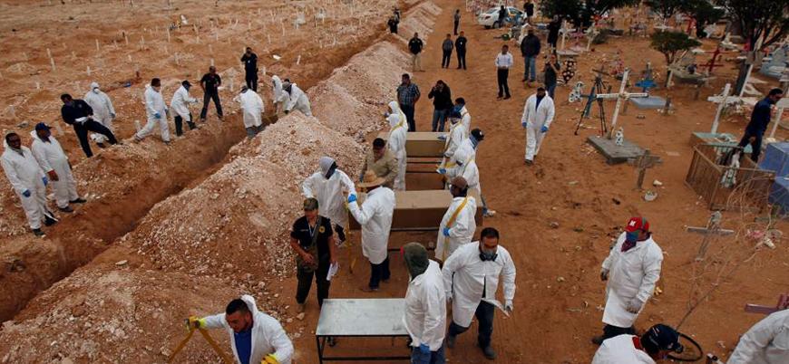 Etiyopya'da 200 kişinin cesedi toplu mezarda bulundu