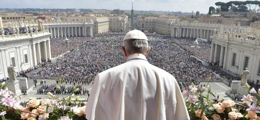 AB Vatikan'dan vergi istedi