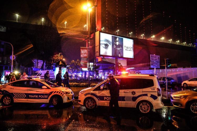 IŞİD, Reina saldırısının sorumluluğunu üstlendi