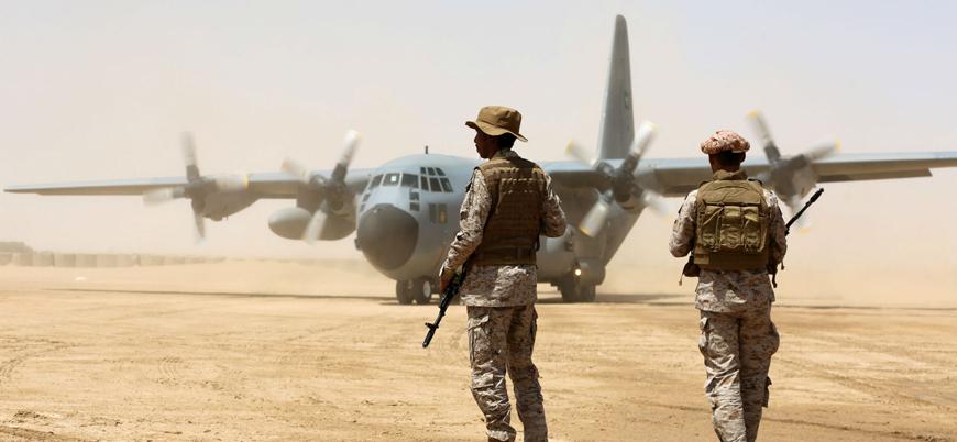 ABD Yemen'de Suudi uçaklarına yakıt vermeyecek
