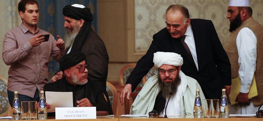 Taliban Moskova konferansında ne söyledi?