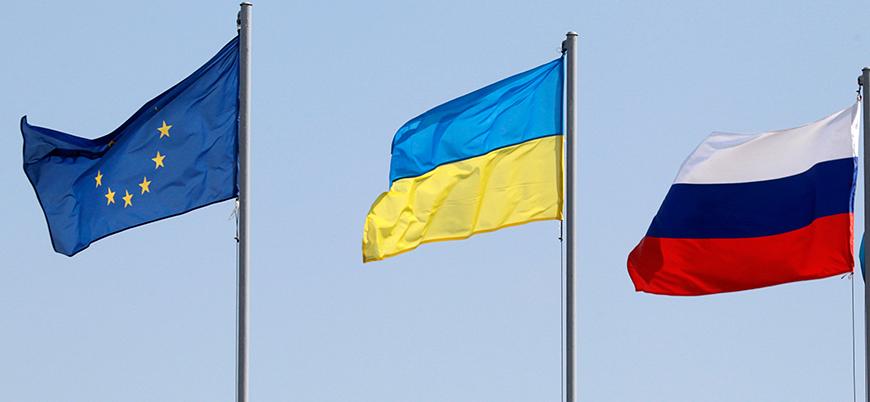Ukrayna'dan Rusya'ya 'yaptırım' tehdidi