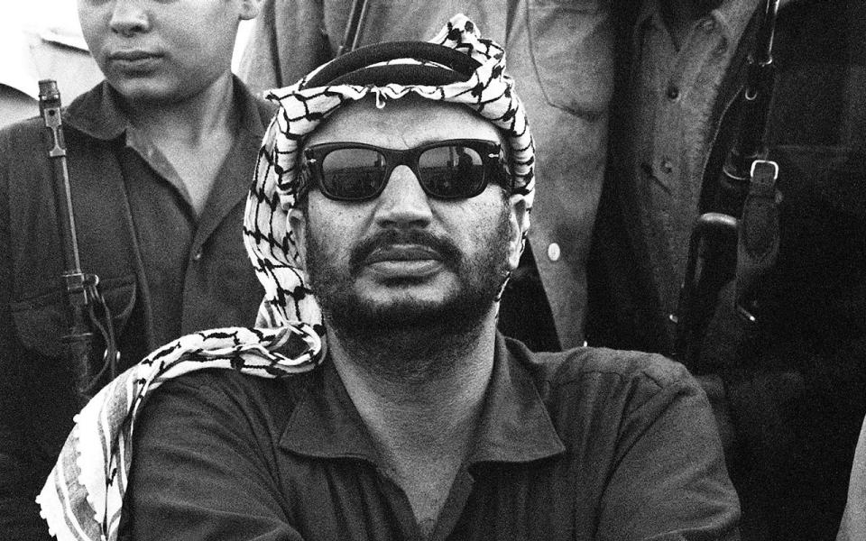 Yaser Arafat kimdir?