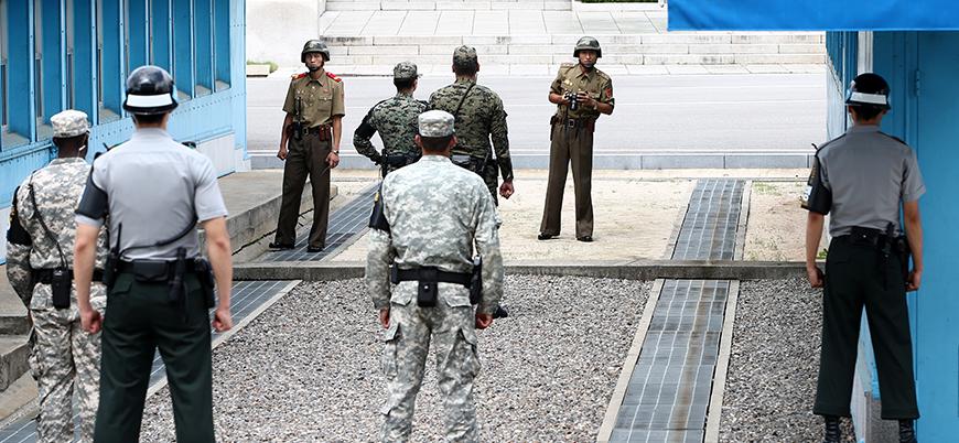 Koreler arasında karşılıklı 'asker çekme' hamlesi