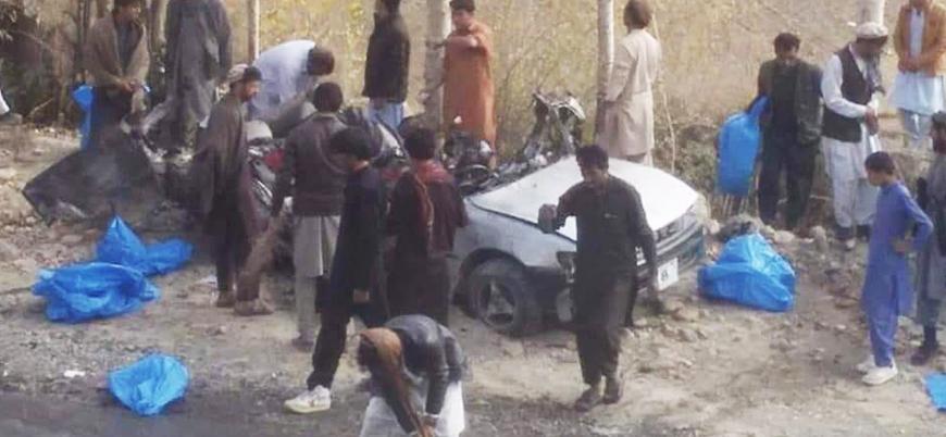 ABD İHA'ları Afganistan'da sivilleri vurdu