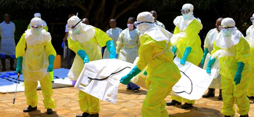 Kongo'da ebola salgını can almaya devam ediyor