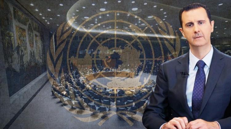 BM, Suriye'de diktatörün koltuğunu sağlamlaştırıyor