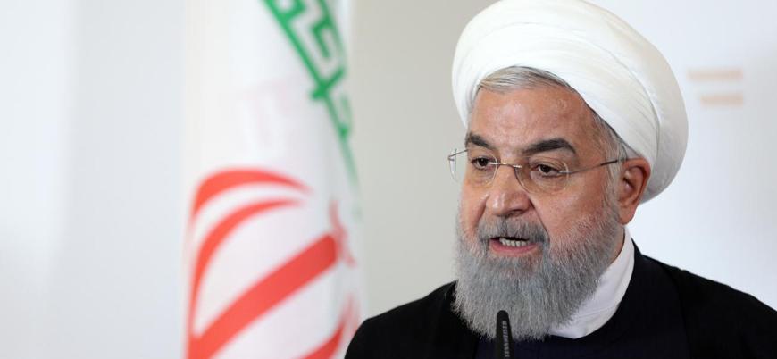 Ruhani: ABD yaptırımları ekonomimizi etkilemedi